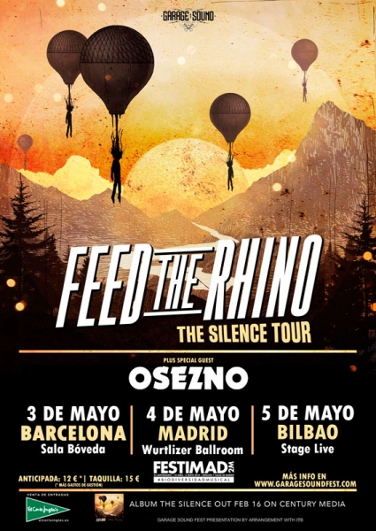 Cartel Feedtherhino RRSS 1