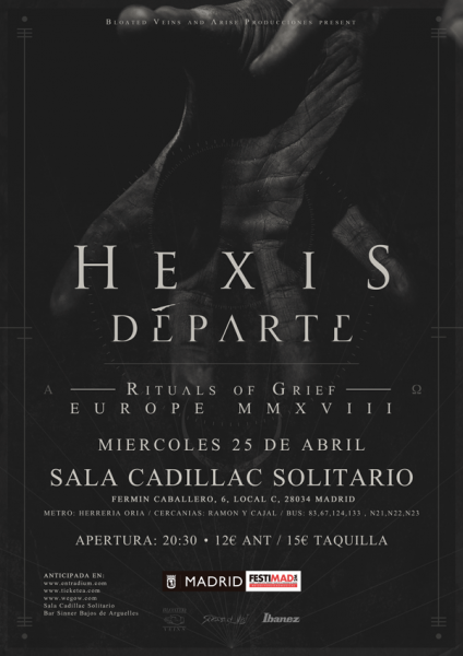 Hexis Départe MADRID WEB