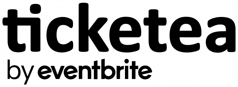 Logo ticketea negro